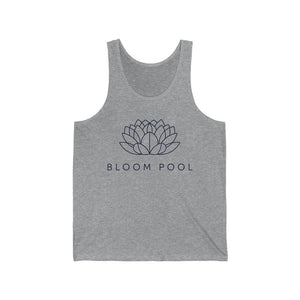 The Bloom Pool Jersey Tank