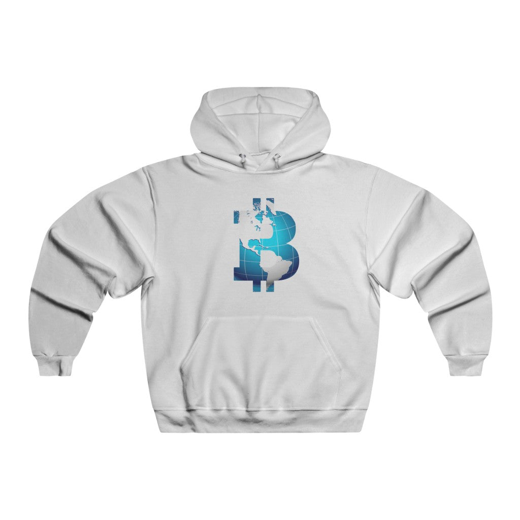 Bitcoin World NUBLEND® Hooded Sweatshirt