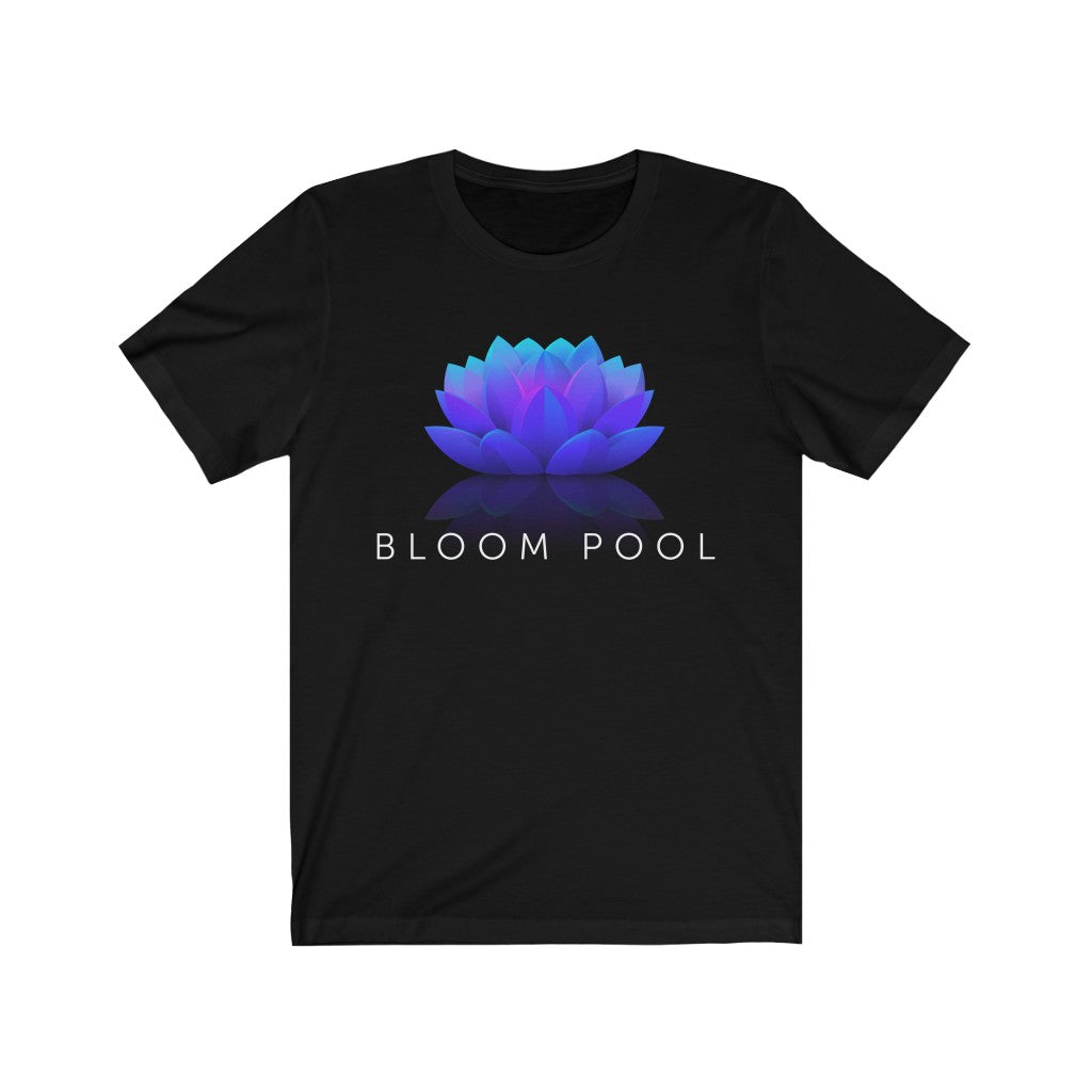 The Bloom Pool Jersey Short Sleeve Tee
