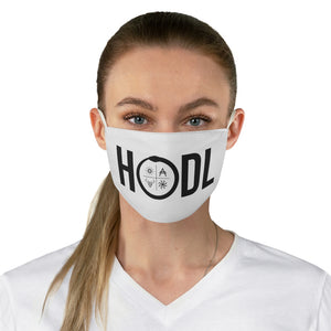 HODL Face Mask