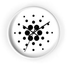 Load image into Gallery viewer, Cardano Wall clock