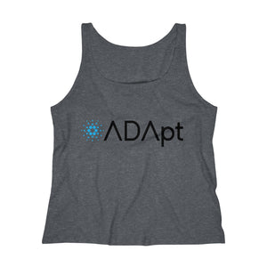 ADApt Women's Relaxed Jersey Tank Top