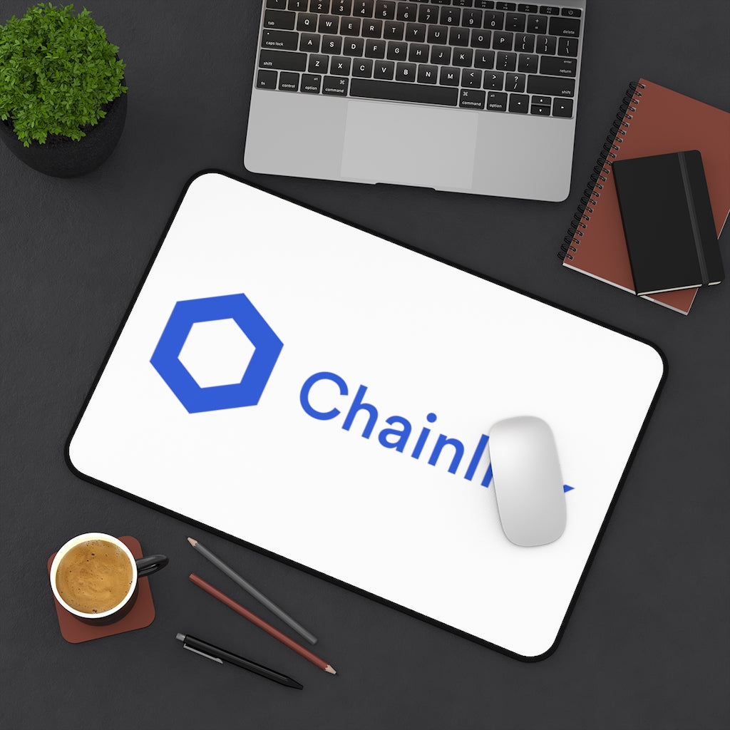 Chainlink Desk Mat