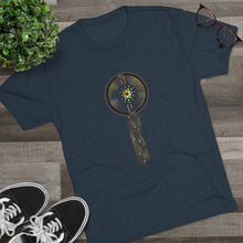 Load image into Gallery viewer, The Cardano Key Tri-Blend Crew Tee