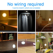 Motion Sensor Automatic USB Rechargeable Led Night Light