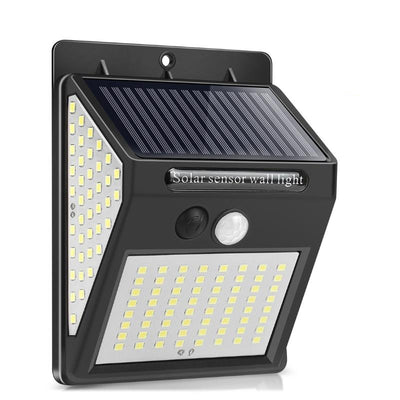 LED Solar Outdoor Motion Sensor Wall Light