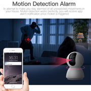 Baby/Pet/Nanny Security Camera, 1080P IP, WiFi, Wireless, Night Vision,