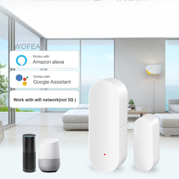 Smart Life - WIFI Door/ Window Detector