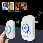 Wireless Doorbell Home Security Alarm