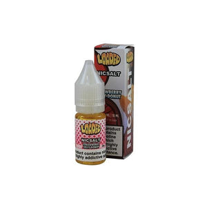 Load image into Gallery viewer, 20mg Loaded Nic Salt 10ml (50VG/50PG)