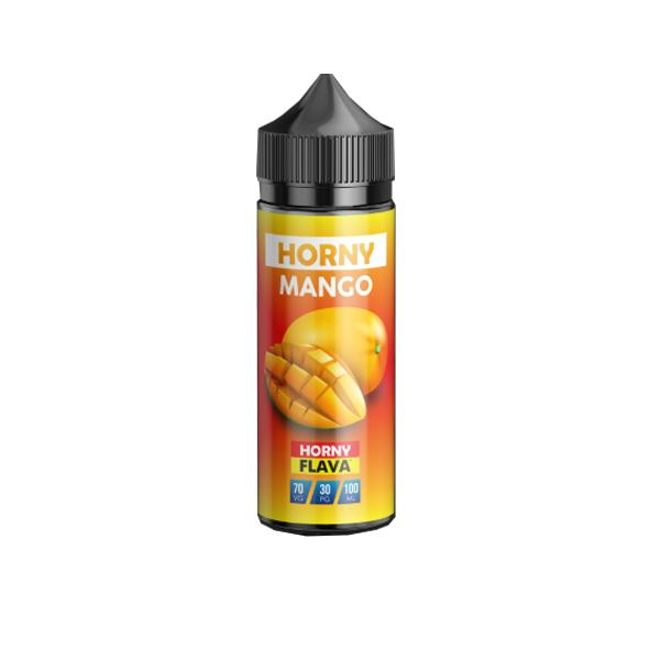Load image into Gallery viewer, Horny Flava 100ml Shortfill 0mg (70VG/30PG)