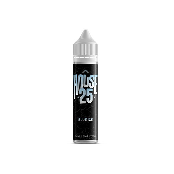 Load image into Gallery viewer, House 25 0mg 50ml Shortfill E-liquid (70VG/30PG)