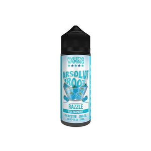 Load image into Gallery viewer, Absolut Froot by V-Juice 0mg 100ml Shortfill (70VG/30PG)