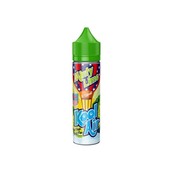 Load image into Gallery viewer, Kool Air by Vape Duty Free 0mg 50ml Shortfill (70VG/30PG)