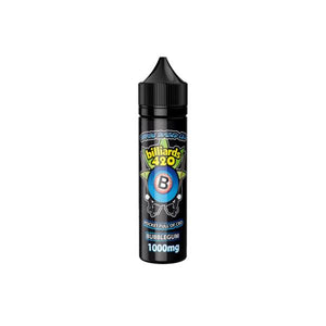 Load image into Gallery viewer, Billiards 420 Terpene Infused 50ml E-Liquid 1000mg CBD