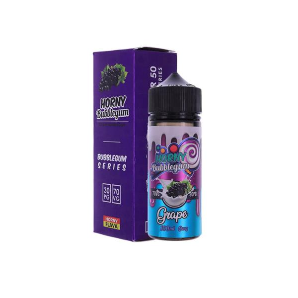 Load image into Gallery viewer, Horny Bubblegum Series 100ml Shortfill (70VG/30PG)