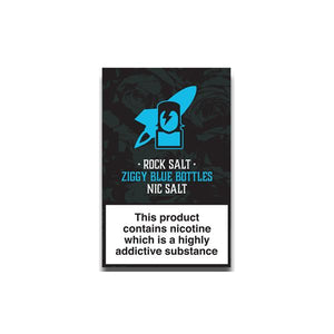 Load image into Gallery viewer, Rock Salt Nic Salt By Alfa Labs 20MG 10ml (50PG/50VG)