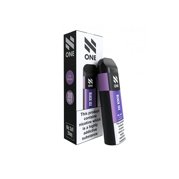 Load image into Gallery viewer, N One Disposable 20MG Nic Salt Vape Pod
