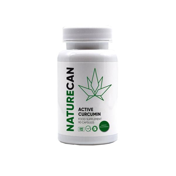 Load image into Gallery viewer, Naturecan Active Curcumin 90 Capsules