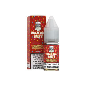Load image into Gallery viewer, 20mg Bake 'N' Vape Bakery Nic Salt 10ml  (50VG/50PG)