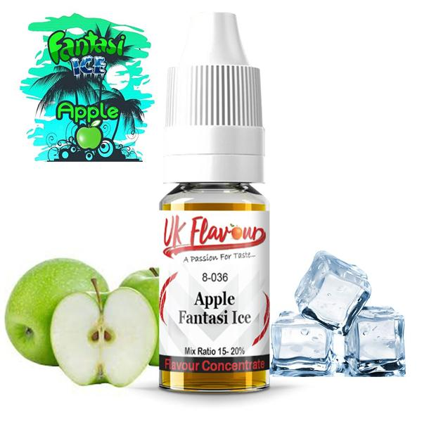Load image into Gallery viewer, UK Flavour Fantasi Range Concentrate 0mg 30ml (Mix Ratio 15-20%)