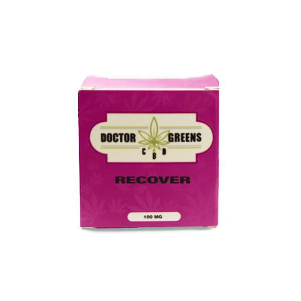 Load image into Gallery viewer, Doctor Green's 100mg CBD Bath Bomb - Recover