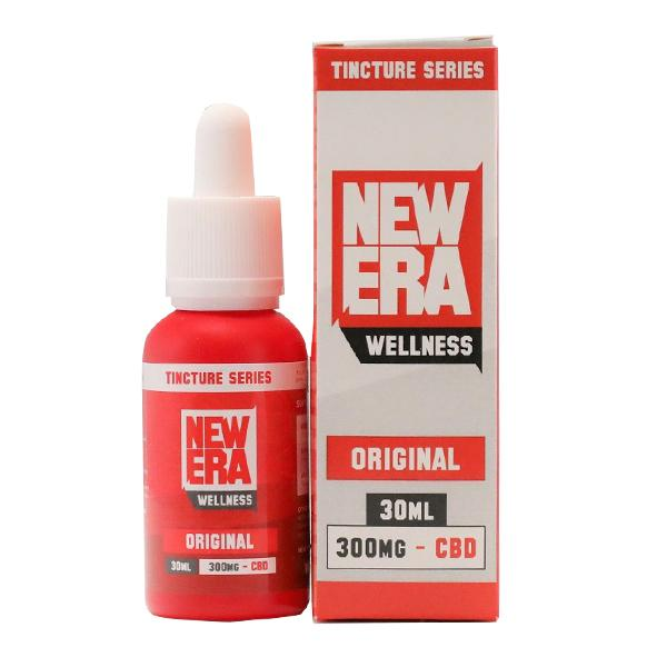 Load image into Gallery viewer, New Era Wellness 300mg CBD Tincture Series 30ml