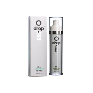 Load image into Gallery viewer, Drop CBD Face Cream 250mg CBD 50ml