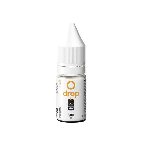 Load image into Gallery viewer, Drop CBD Flavoured E-Liquid 500mg 10ml