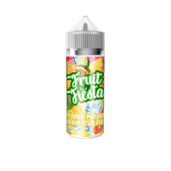 Load image into Gallery viewer, Fruit Fiesta 0mg 100ml Shortfill (50VG/50PG)