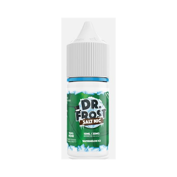 Load image into Gallery viewer, 20mg Dr Frost 10ml Flavoured Nic Salt (60VG/40PG)
