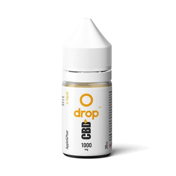 Load image into Gallery viewer, Drop CBD Flavoured E-Liquid 1000mg 30ml
