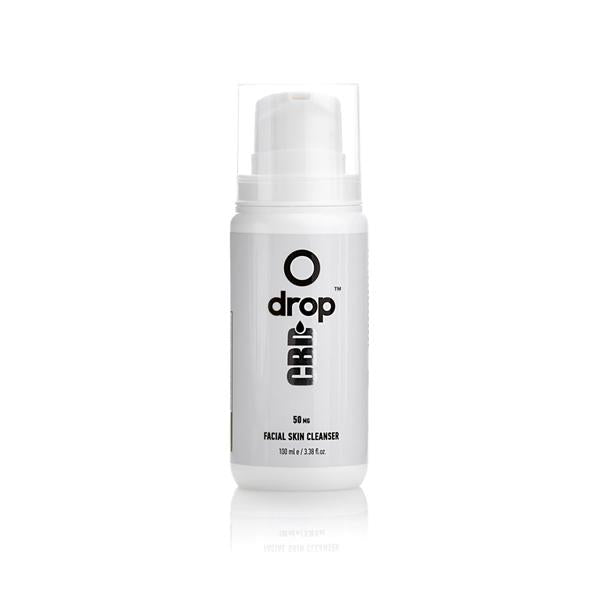 Drop CBD Facial Skin Cleanser 50mg CBD 100ml