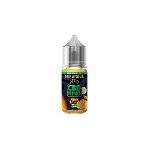 Load image into Gallery viewer, CBD King 250MG CBD 30ml E-Liquid (70VG/30PG)