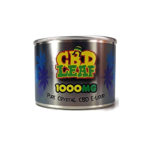 CBD Leaf Additives 1000mg 10ml
