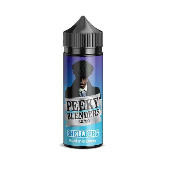 Load image into Gallery viewer, Peeky Blenders 0mg 100ml E-liquid (50VG/50PG)