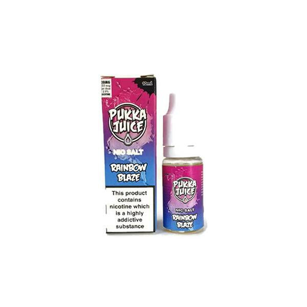 Load image into Gallery viewer, 20MG Pukka Juice 10ML Flavoured Nic Salt (50VG/50PG)