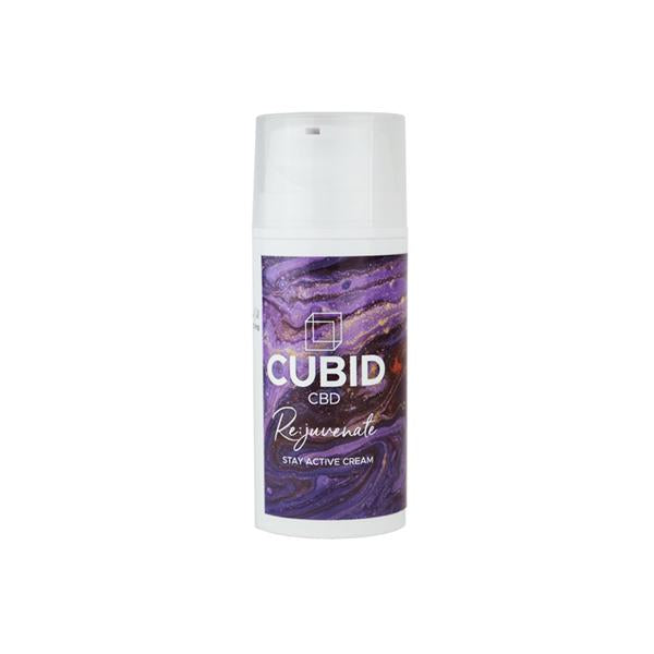Load image into Gallery viewer, Cubid CBD 500mg Rejuvenate 100ml Stay Active Cream
