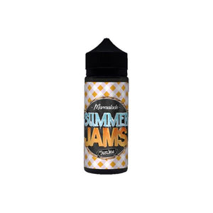 Load image into Gallery viewer, Summer Jam by Just Jam  0mg 100ml Shortfill (80VG/20PG)