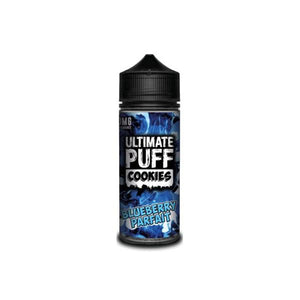 Load image into Gallery viewer, Ultimate Puff Cookies 0mg 100ml Shortfill (70VG/30PG)