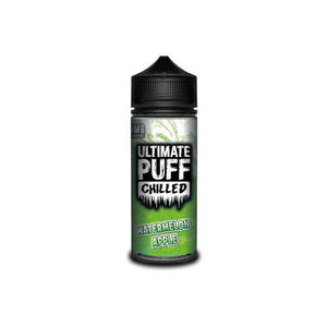 Load image into Gallery viewer, Ultimate Puff Chilled 0mg 100ml Shortfill (70VG/30PG)