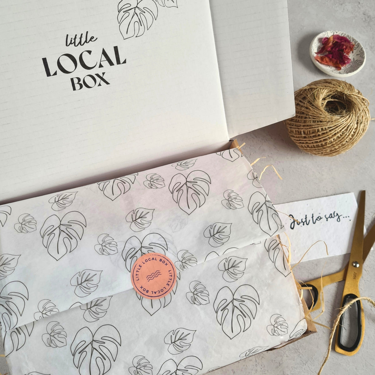 Little Local Box - Eco-friendly gift boxes showcasing independent artisans in the UK, by region. Collections are gifting-ready and perfect for any occasion. Why not send a thoughtful earth-friendly gift box to a loved one or treat yourself?