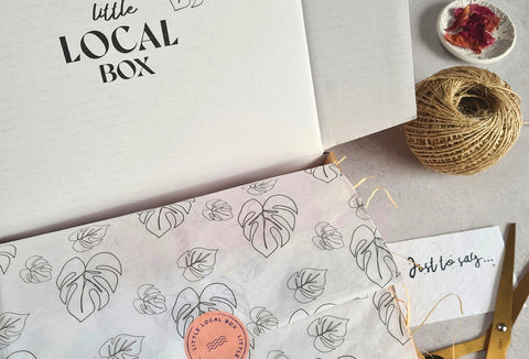 Little Local Box - Eco-friendly packaging