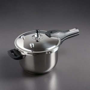 Pressure cooker Zenid, 4 l, stainless steel, induction