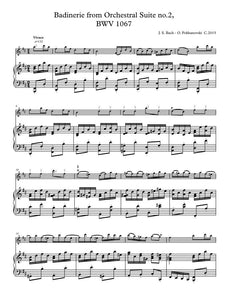 Five Pieces for Violin and Piano