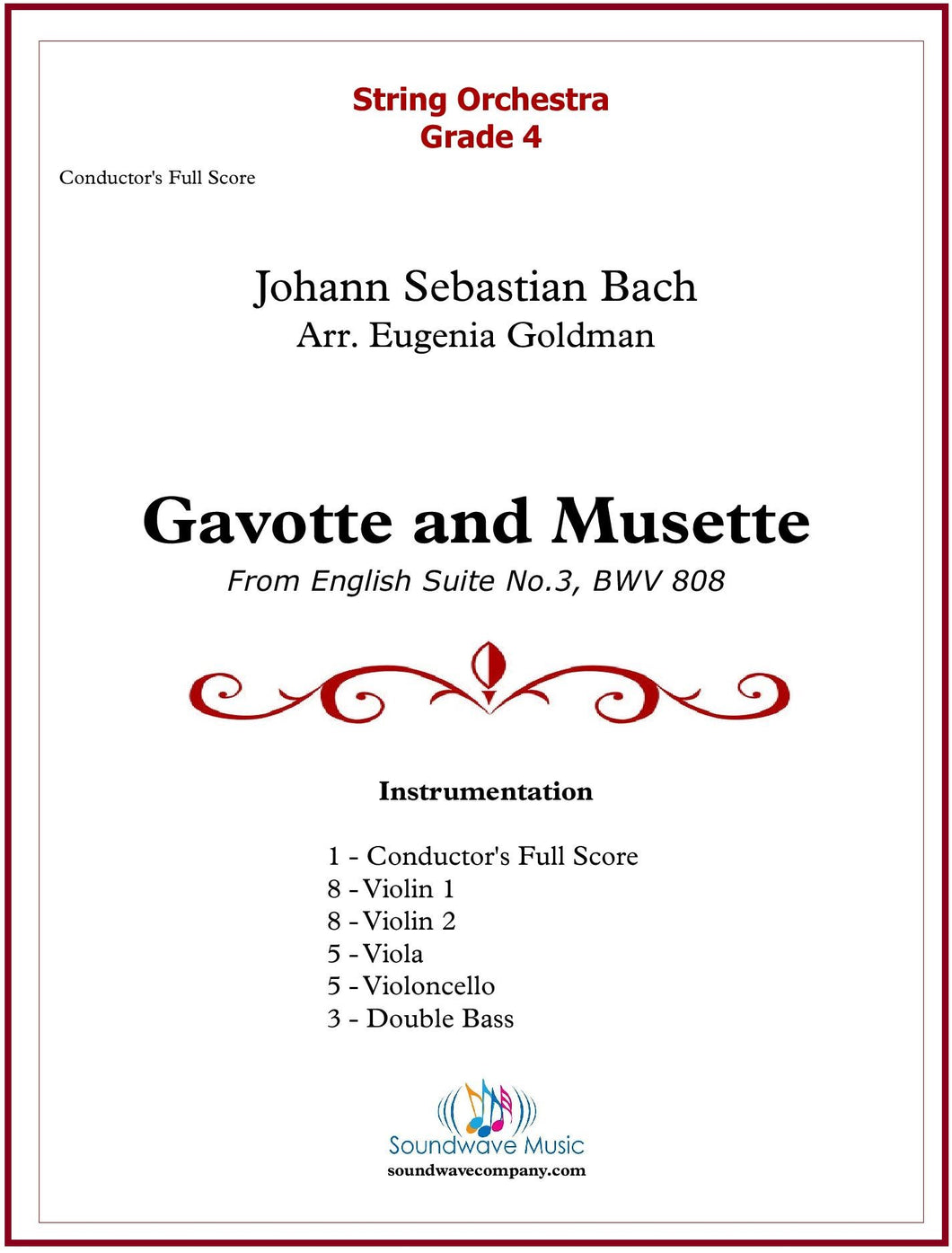 Gavote and Musette