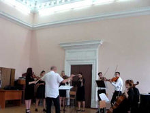 Load and play video in Gallery viewer, Batuta (Stamping Dance) - String Quartet