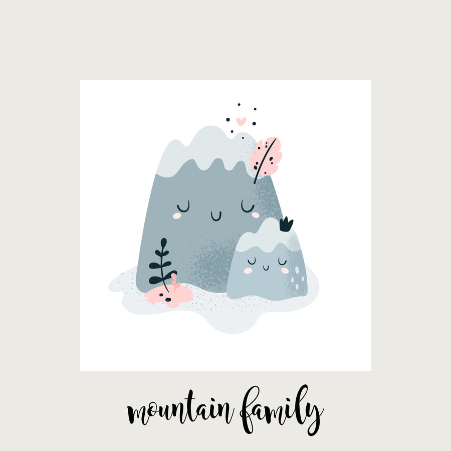 Mountain Family