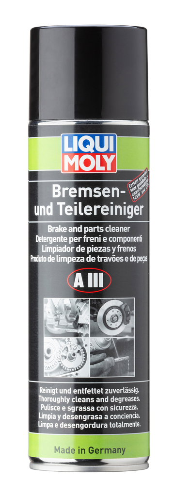 Liqui Moly Brake And Parts Cleaner AIII