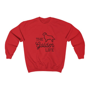 Unisex Crewneck Sweatshirt - The Golden Life